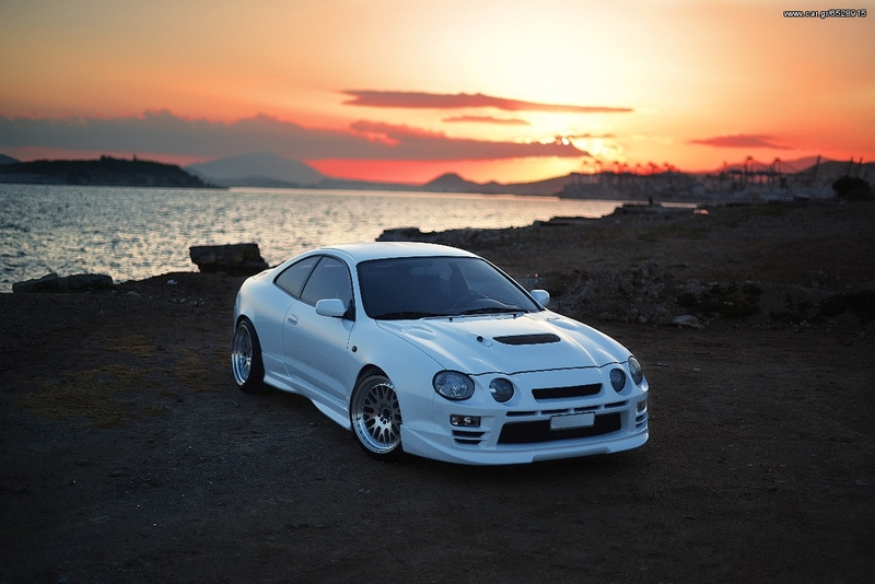 Toyota Celica T20 Tuning Body Kits Youtube